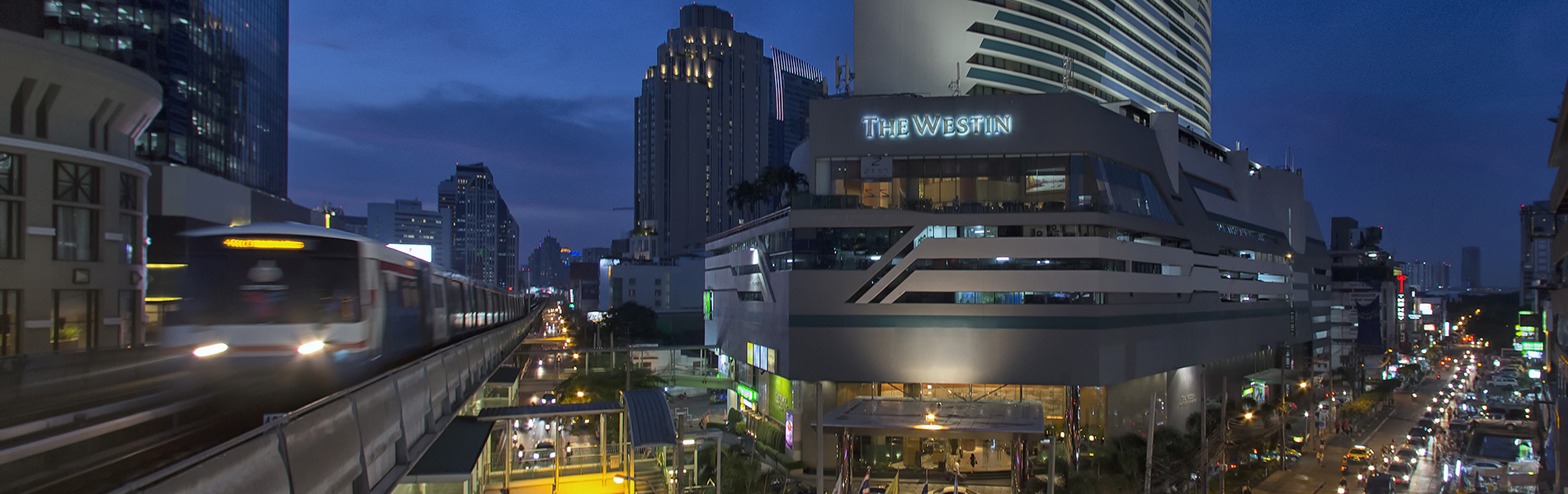 THE WESTIN GRANDE SUKUMVIT